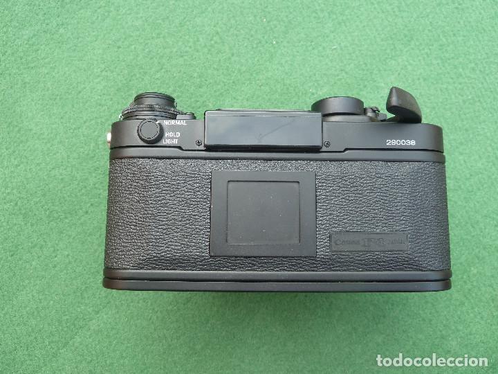 Cámara de fotos: Antigua cámara de fotos Canon F-1, versión Telefónica - Foto 11 - 150967638