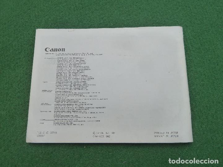 Cámara de fotos: Antigua cámara de fotos Canon F-1, versión Telefónica - Foto 15 - 150967638