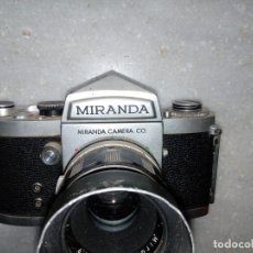 Cámara de fotos: CAMARA DE FOTOS MIRANDA CO.. Lote 151095554