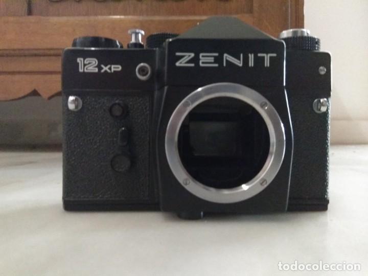Cámara de fotos: CAMARA ZENIT 12 XP + ESTUCHE + HELIOS 44MM-4 - Foto 6 - 41303689