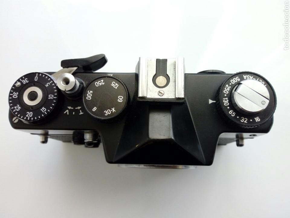 Cámara de fotos: Para Reparar o Piezas: Cámara ZENIT 12 (No funciona) - URSS - CCCP - Réflex - - Foto 3 - 151482462