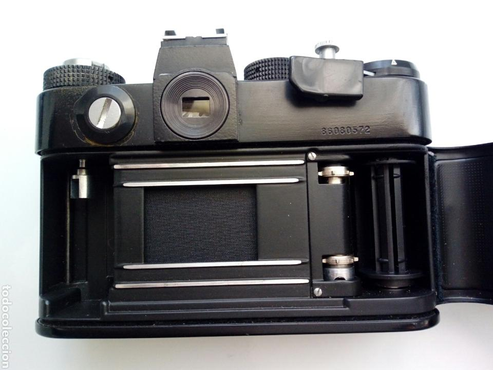 Cámara de fotos: Para Reparar o Piezas: Cámara ZENIT 12 (No funciona) - URSS - CCCP - Réflex - - Foto 5 - 151482462