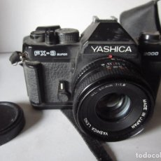 Cámara de fotos: YASHICA FX 3 SUPER 2000. Lote 151528474