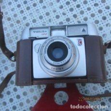 Cámara de fotos: CAMARA WERLISA COLOR... CON ESTUCHE..FUNCIONANDO..AÑOS 60-70..FABRICADA POR CERTEX. Lote 153147518