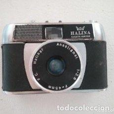 Cámara de fotos: CAMARA DE FOTOS HALINA PAULETTE ELECTRIC. Lote 154473886