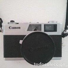 Cámara de fotos: CÁMARA DE FOTOS CANON CANONET. Lote 154535910