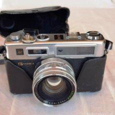 Cámara de fotos: CÁMARA FOTOGRÁFICA YASHICA ELECTRO 35 G 1968. Lote 154943542