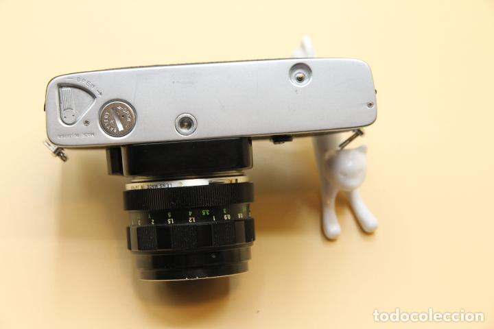 Cámara de fotos: CÁMARA MECÁNICA CARENA SRH-1000 + SUPER CARENAR 50 MM./1,7 ( MONTURA ROSCA M42 ) - Foto 3 - 155425610