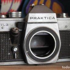Cámara de fotos: CUERPO PRAKTICA MTL-3 (DESGUACE). Lote 155572554