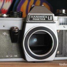 Cámara de fotos: HANIMEX (PRAKTICA) LB. Lote 155575710