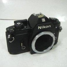 Cámara de fotos: NIKON EM - SOLO CUERPO - REFLEX JAPAN 1979 -CAMARA DE FOTOS 35MM -35 M FOTOGRAFICA. Lote 156804118