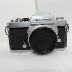 Cámara de fotos: NIKKORMAT FT3. Lote 158303954