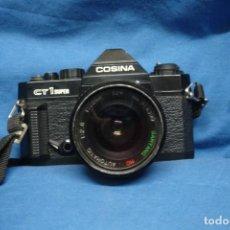 Cámara de fotos: CÁMARA DE FOTOS ANALÓGICA REFLEX MARCA COSINA CT 1 SUPER . Lote 159291838
