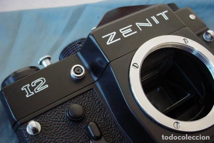 Cámara de fotos: Cuerpo de Zenit 12 Camara Rusa Para revisar - Foto 2 - 159618040