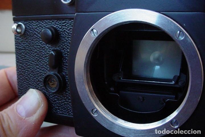 Cámara de fotos: Cuerpo de Zenit 12 Camara Rusa Para revisar - Foto 3 - 159618040