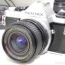 Cámara de fotos: PENTAX ME SUPER + 28MM F 2.8. Lote 160002606