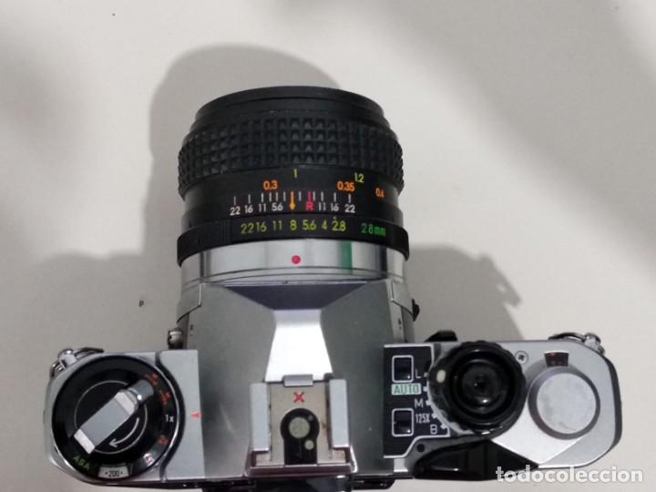 Cámara de fotos: PENTAX ME SUPER + 28mm f 2.8 - Foto 3 - 160002606