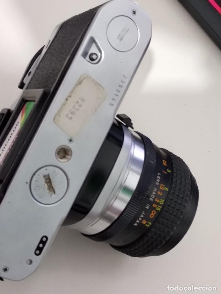 Cámara de fotos: PENTAX ME SUPER + 28mm f 2.8 - Foto 4 - 160002606