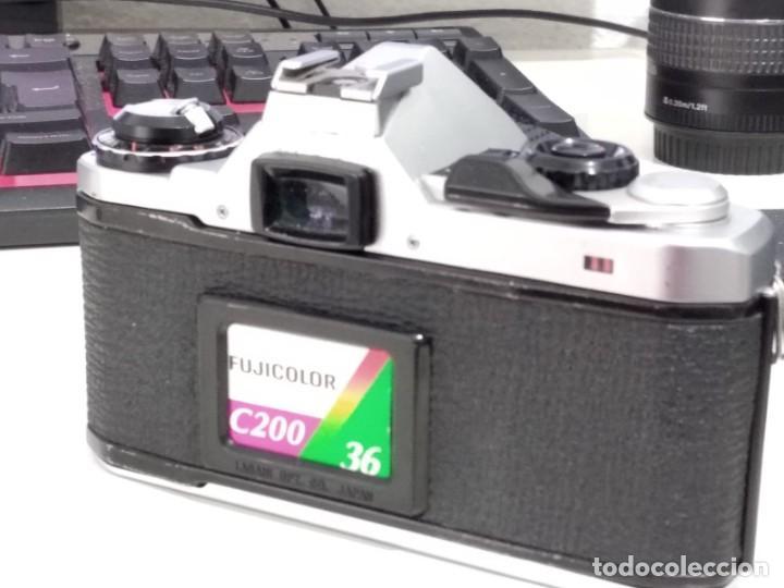 Cámara de fotos: PENTAX ME SUPER + 28mm f 2.8 - Foto 5 - 160002606