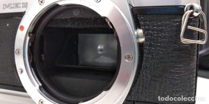Cámara de fotos: PENTAX ME SUPER + 28mm f 2.8 - Foto 8 - 160002606