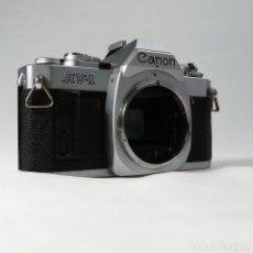 Cámara de fotos: CAMARA REFLEX ANALOGICA CANON AV-1. Lote 161652678