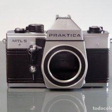 Cámara de fotos: CUERPO CAMARA PRAKTICA MTL5. Lote 161677562