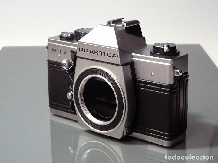 Cámara de fotos: CUERPO CAMARA PRAKTICA MTL5 - Foto 3 - 161677562