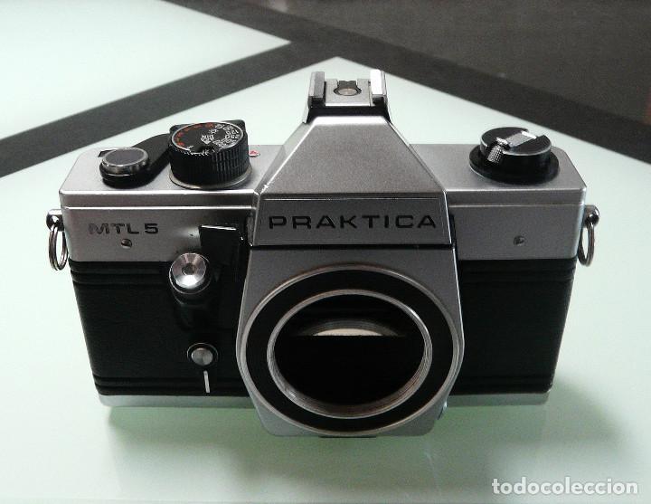 CUERPO CAMARA PRAKTICA MTL5 (Cámaras Fotográficas - Réflex (no autofoco))