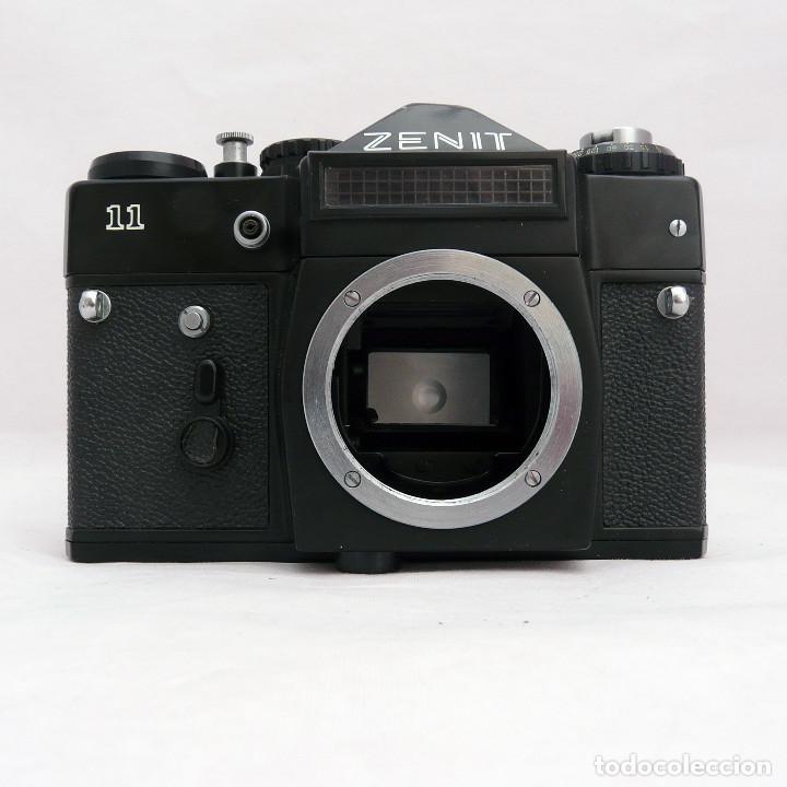Cámara de fotos: Cuerpo camara reflex analogica Zenit 11 - Foto 2 - 161682090