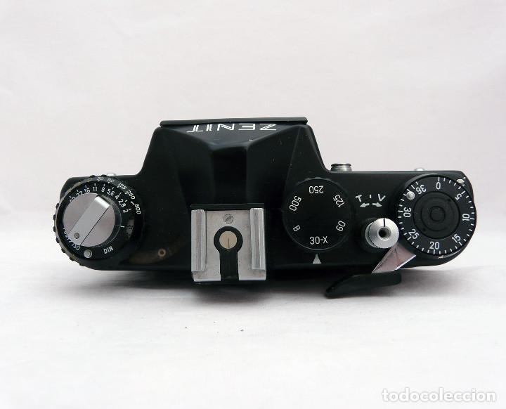Cámara de fotos: Cuerpo camara reflex analogica Zenit 11 - Foto 5 - 161682090