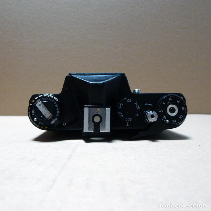 Cámara de fotos: CAMARA REFLEX ANALOGICA ZENIT ET - Foto 5 - 161682390