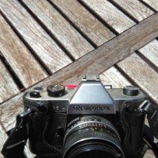 Cámara de fotos: CAMARA ROLLEIFLEX SL35 CON OBJETIVO XENON 1,8/50. Lote 162561614