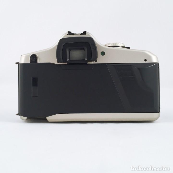 Cámara de fotos: YASHICA 109 Multiprogram SLR 35mm Kyocera + Zoom 35-70, 3.5-4.5 + accesorios - Foto 5 - 164467550