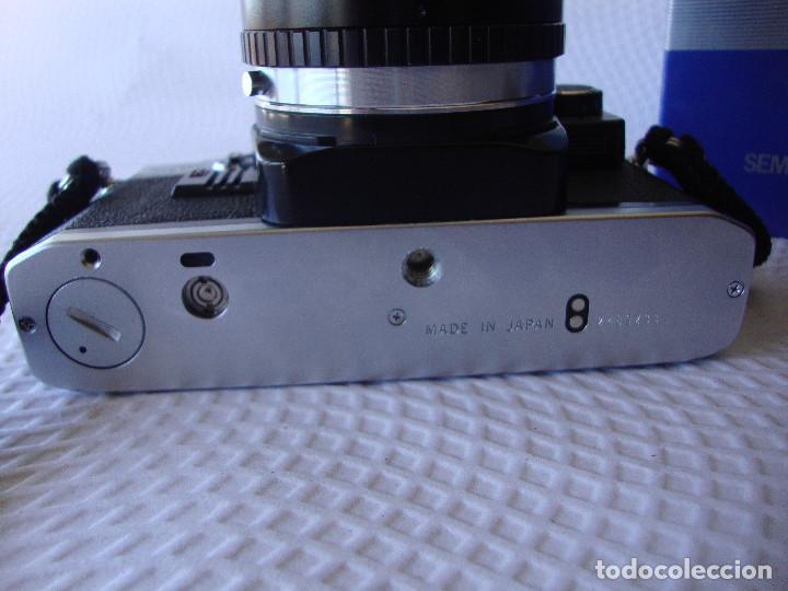 Cámara de fotos: ANTIGUA EH IMPECABLE CAMARA DE FOTOS OLYMPUS OM 10 - Foto 8 - 166536866