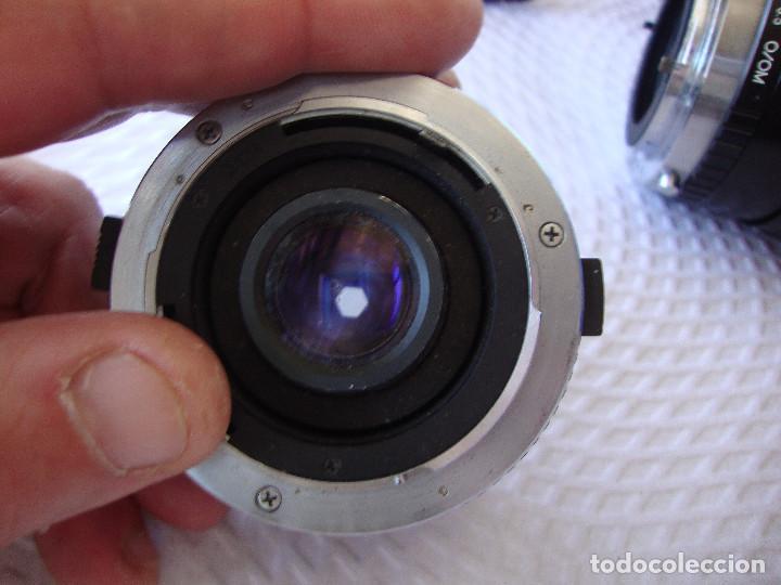Cámara de fotos: ANTIGUA EH IMPECABLE CAMARA DE FOTOS OLYMPUS OM 10 - Foto 19 - 166536866