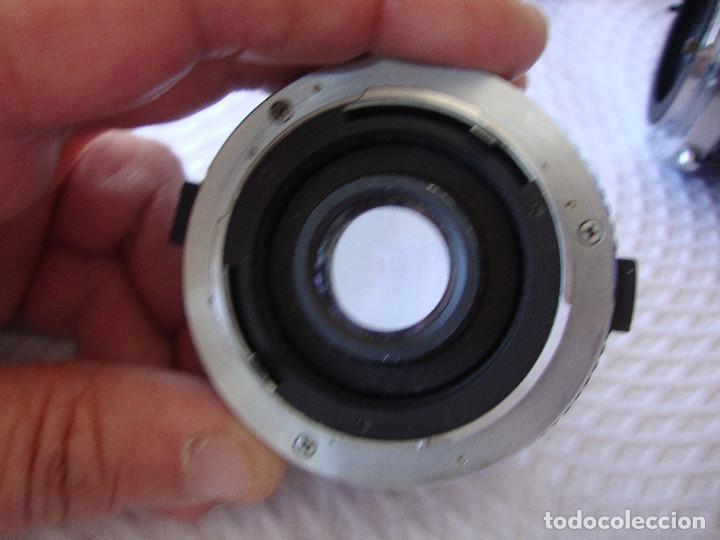 Cámara de fotos: ANTIGUA EH IMPECABLE CAMARA DE FOTOS OLYMPUS OM 10 - Foto 20 - 166536866