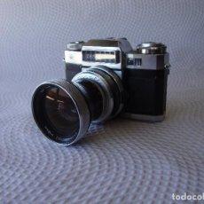 Cámara de fotos: ANTIGUA CAMARA DE FOTOS ZEISS IKON CONTAFLEX. Lote 166537618