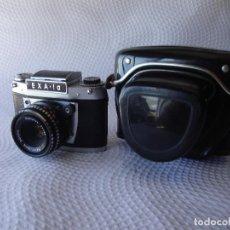Cámara de fotos: ANTIGUA MAQUINA DE FOTOS EXA-1A. Lote 166537886