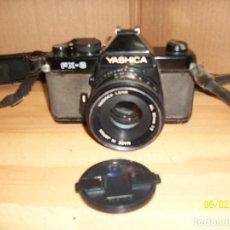 Cámara de fotos: YASHICA FX-3. Lote 166689382