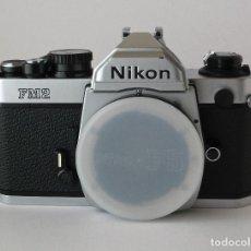 Cámara de fotos: NIKON FM2 N. Lote 167368052