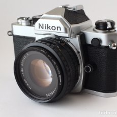 Cámara de fotos: NIKON FM. Lote 167517990