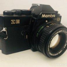 Cámara de fotos: MAMIYA ZE. Lote 168199146