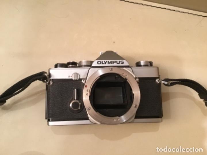 Cámara de fotos: Olympus OM 1 cuerpo sin objetivo - Foto 2 - 168615436