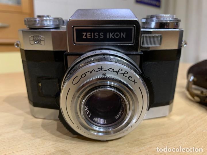 CONTAFLEX ZEISS IKON (Cámaras Fotográficas - Réflex (no autofoco))