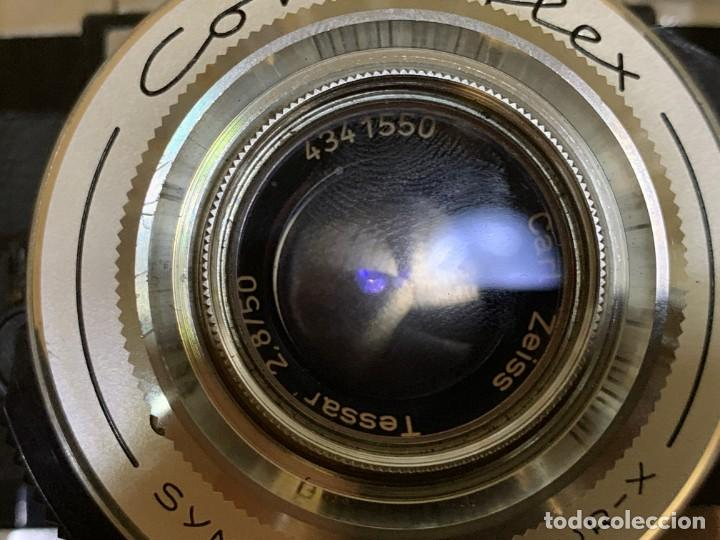Cámara de fotos: CONTAFLEX ZEISS IKON - Foto 2 - 169149100