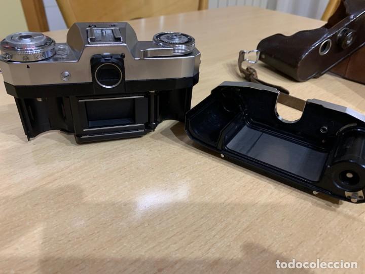 Cámara de fotos: CONTAFLEX ZEISS IKON - Foto 5 - 169149100