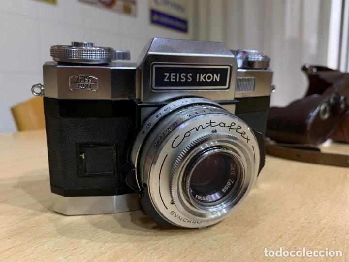 Cámara de fotos: CONTAFLEX ZEISS IKON - Foto 7 - 169149100
