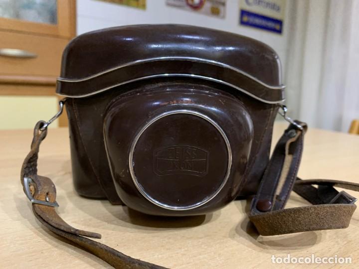 Cámara de fotos: CONTAFLEX ZEISS IKON - Foto 11 - 169149100