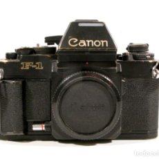Cámara de fotos: CAMARA CANON F-1. Lote 169754224