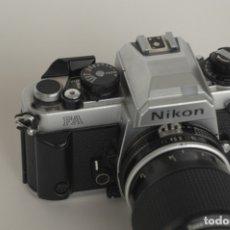 Cámara de fotos: NIKON FA. Lote 172387659